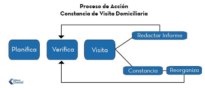 Proceso de accion visita domiciliaria