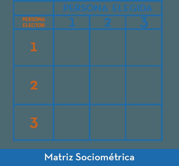 Matriz Sociometrica