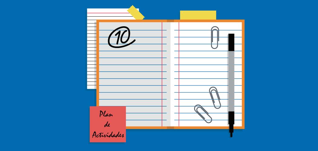 Plantilla – Plan de actividades para Trabajo Social